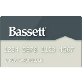 Bassett Furniture Credit Card