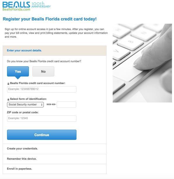Bealls Florida Credit Card Login Make A Payment