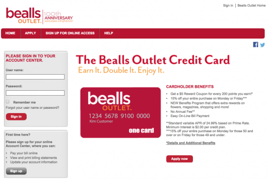 Apr 30, · Bealls Florida card is good for loyal shoppers looking to rebuild credit responsibly. But while store credit cards can be a very good way to establish a credit history and build up your credit score, they often come with a punishingly high APR — and the Bealls Florida credit card, issued by Comenity Bank, is no exception.3/5.