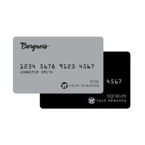 Bergner's Credit Card