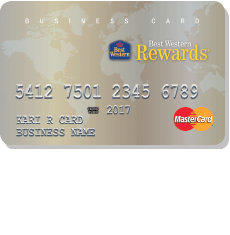 Best Western Business Mastercard