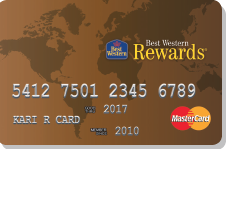 Best Western Secured Mastercard