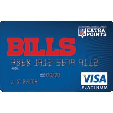 Buffalo Bills Extra Points Card