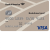 Bank Americard for Students Visa Credit Card