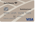 Bank Americard for Students Visa Credit Card