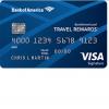 Bank Americard Travel Rewards for Students Visa Credit Card