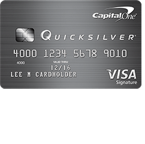 Capital One Quicksilver Credit Card Login | Make a Payment