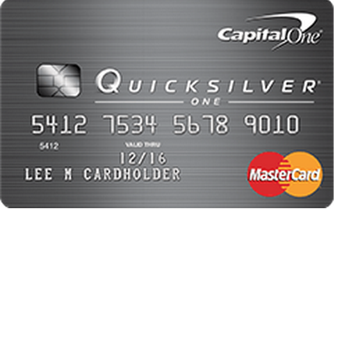 Capital One QuicksilverOne Credit Card Login | Make a Payment