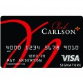 Club Carlson Visa Rewards Credit Card
