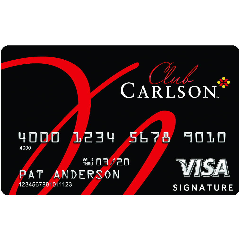 Club Carlson Visa Rewards Credit Card Login | Make a Payment