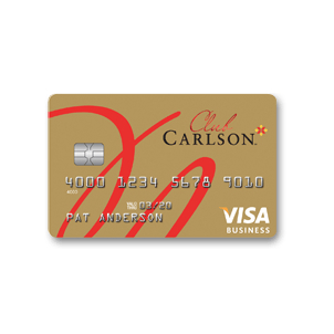 Club Carlson Business Rewards Visa