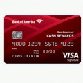 BankAmericard Cash Rewards Credit Card