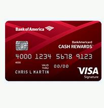 BankAmericard Cash Rewards Credit Card Login | Make a Payment