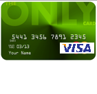 Central Bank Visa Credit Card