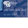 CFCU Visa Credit Card