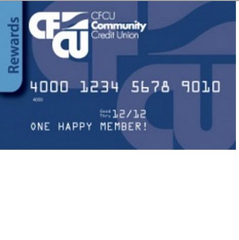 CFCU Visa Credit Card