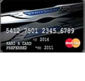 Chrysler MasterCard