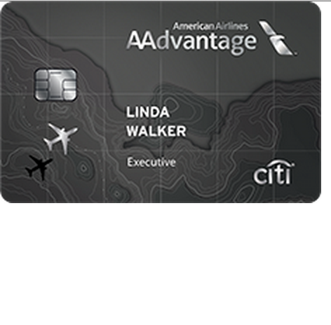 Citi AAdvantage Executive Credit Card