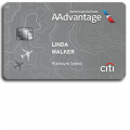 Citi AAdvantage Platinum Select Credit Card