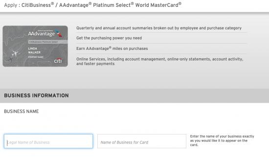 citibusiness-aadvantage-platinum-apply-3