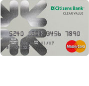 Citizens Bank Clear Value Mastercard Login|Make a Payment