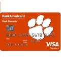 Clemson Alumni Association Credit Card