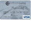 Community Alliance Visa Credit Card