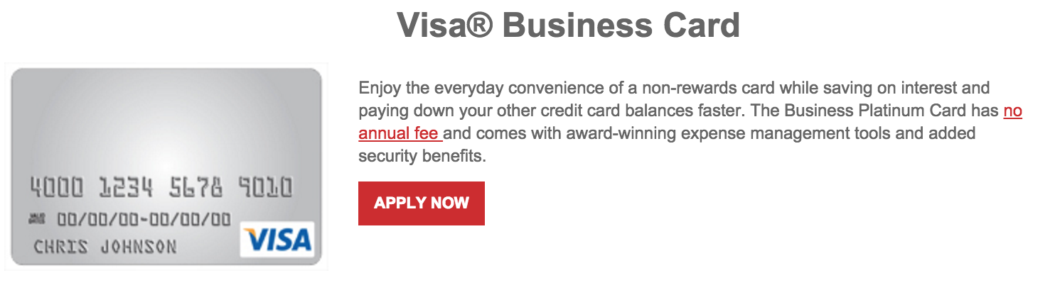 How to Apply for the Conestoga Visa Business Credit Card
