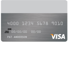 Conestoga Bank Visa Signature Bonus Rewards Card