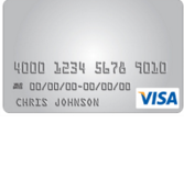 Dairy State Bank Visa Business Card