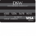 DSW Credit Card