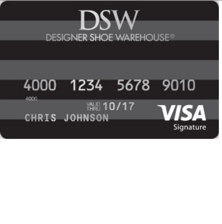 How to Apply for the DSW Credit Card
