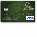Ducks Unlimited Visa Rewards Card