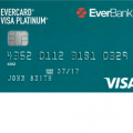 EverCard Visa Platinum Credit Card
