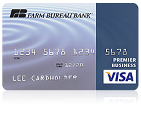 Farm Bureau Premier Business Visa Card