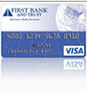 First Bank and Trust Visa Classic Credit Card
