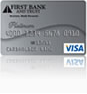 First Bank and Trust Visa Platinum Credit Card