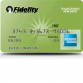Fidelity Rewards Amex Credit Card