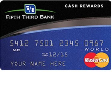 Fifth Third Cash Rewards Credit Card