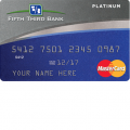 Fifth Third Platinum MasterCard