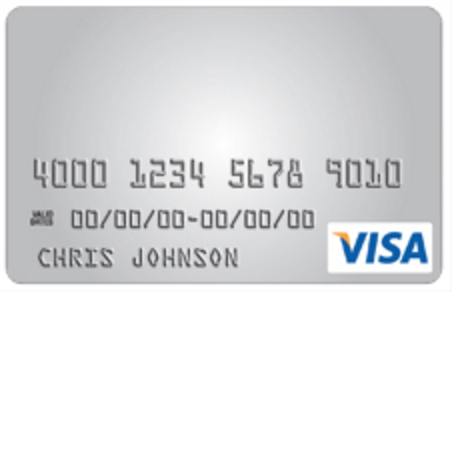 First American Bank Visa Platinum Card