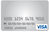 First County Bank Visa Business Card