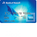 Bank of Hawaii Amex Credit Card