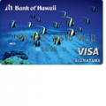 Bank of Hawaii Visa Credit Card