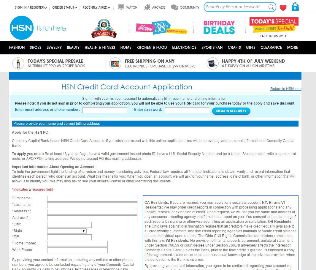 Comenity Credit Card Application Status J Ultamate
