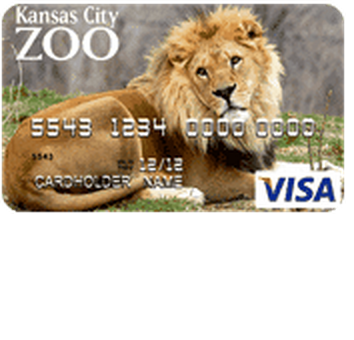 Kansas City Zoo Visa Credit Card