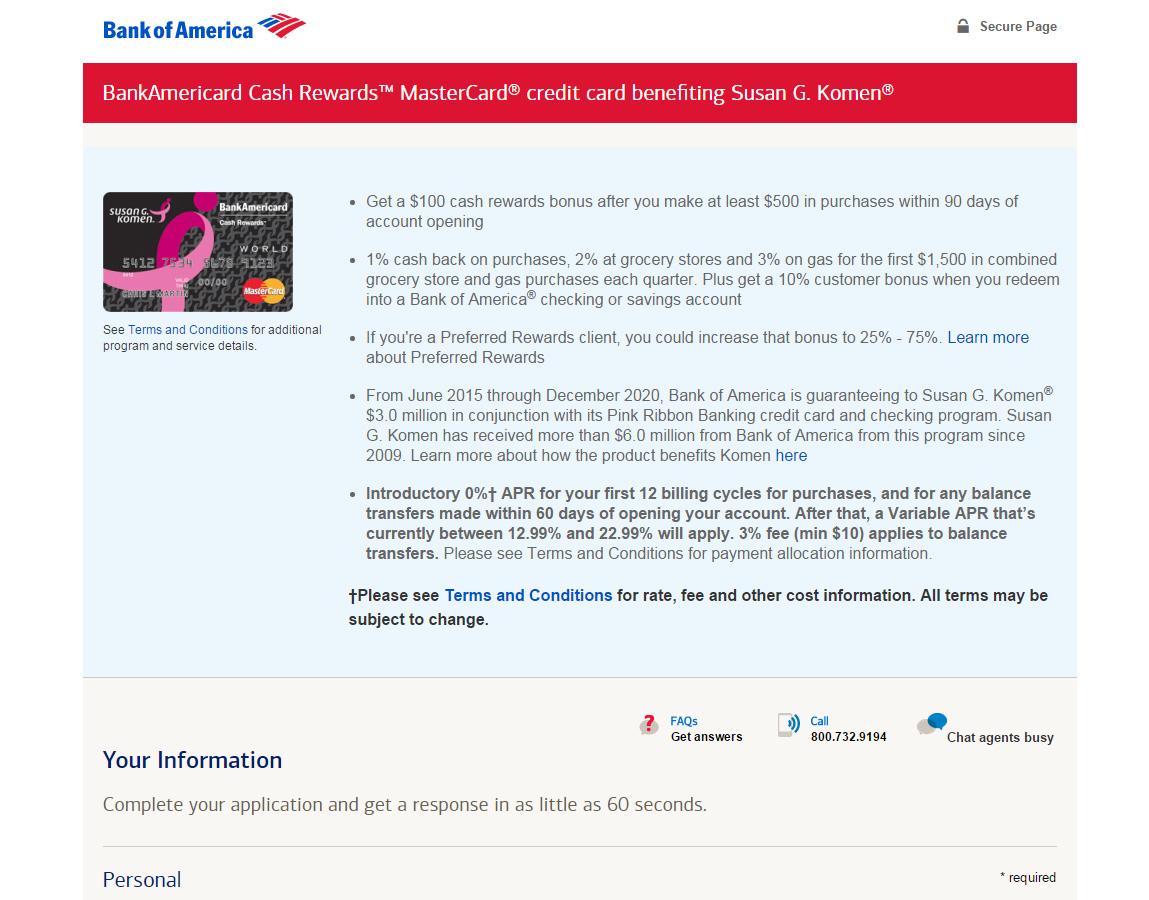 bank of america customer chat