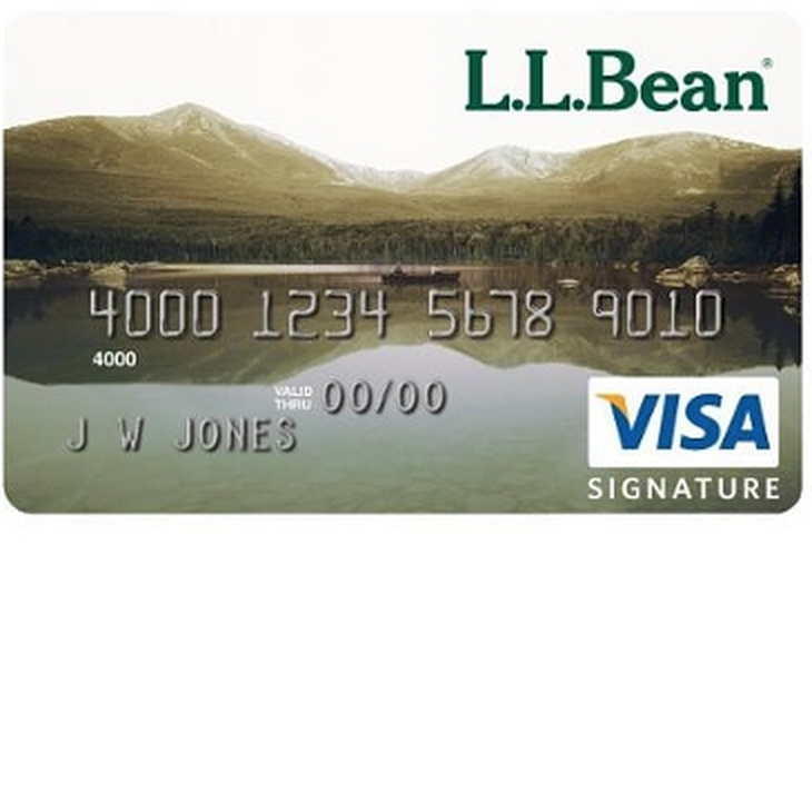 L.L. Bean Credit Card