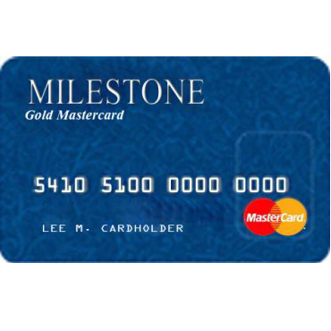 How to Apply for the Milestone Gold MasterCard Credit Card