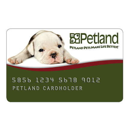 Apply for Petland Credit Card